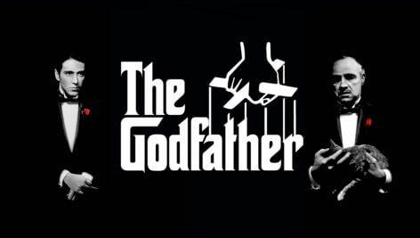 فونت انگلیسی the godfather