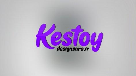 فونت انگلیسی Kestoy