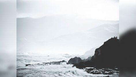 بک گراند دریا مناسب فتومونتاژ