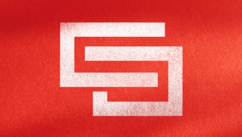 موکاپ نمایش لوگو روی پارچه