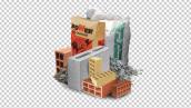 لایه باز عکس مصالح ساختمانی