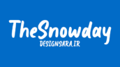 فونت انگلیسی The Snowday